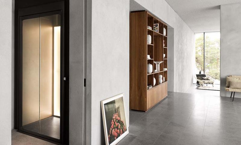 Ascensores para interior de viviendas